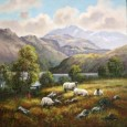 Summer Grazing - Loch Lomond