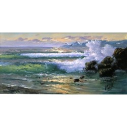 Breaking waves 4