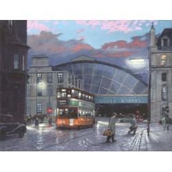 Queen Street Tram