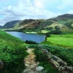 Path to Loch Lomond