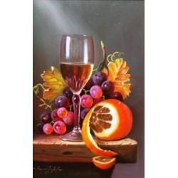 White Wine and Rind