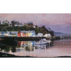 Tobermory Lights