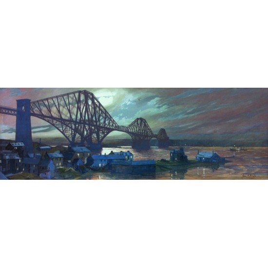 Forth Bridge - North Queensferry
