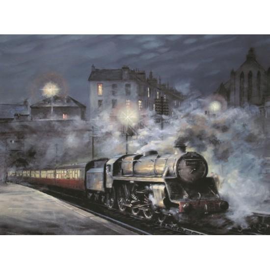 Last Train - St Rollox